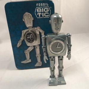 Fossil Big Tic Robot Watch Stan The Big Tic MAN